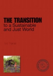Portada de The Transition to a Sustainable and Just World